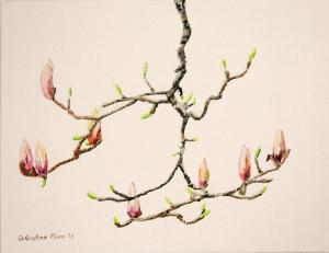 Magnolia-Chandelier