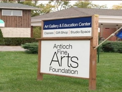Antioch Fine Arts Foundation Gallery
