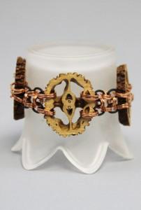 Black Walnut Slice Bracelet