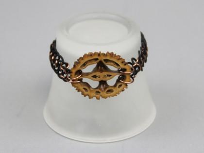 Renaissance Black Walnut Bracelet