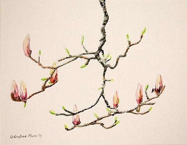 Magnolia Chandelier - Original