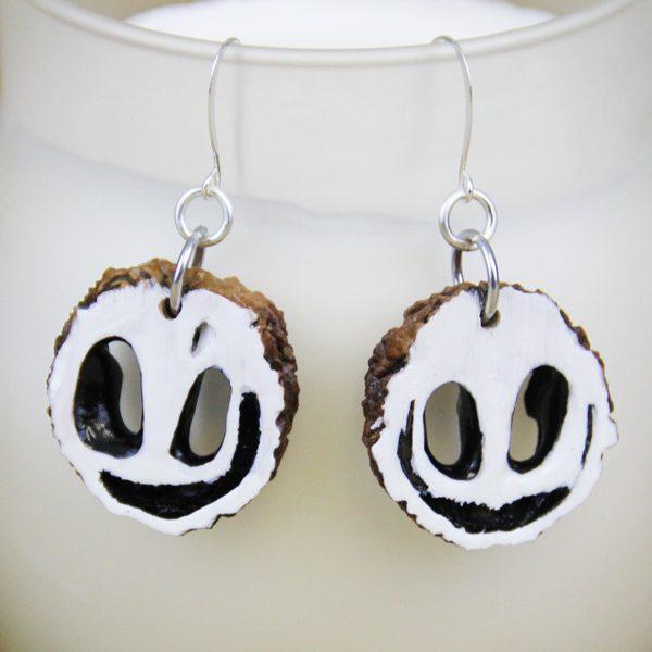 Haloween earrings