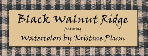 Black Walnut Ridge by Kristine Plum