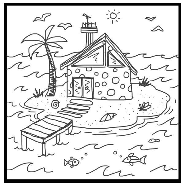 Island Dream House