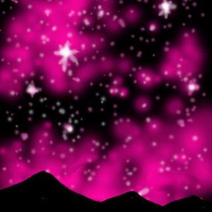 Galaxy Acrylic