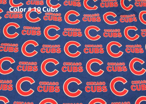 Color # 10 Cubs