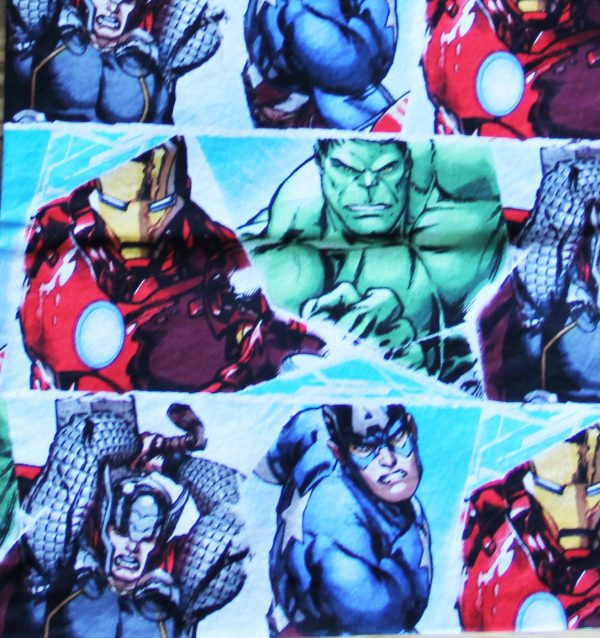 Gift Bag Marvel