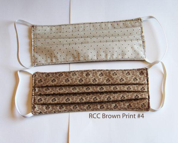 RCC Brown Print #4